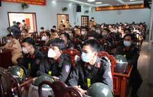Tổ công tác đặc biệt 363 xuất quân trước ngày trở lại bình thường mới