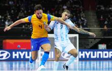 Argentina hạ Brazil, vào chung kết FIFA Futsal World Cup 2021