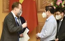 Thủ tướng mong doanh nghiệp Mỹ có tiếng nói với Chính phủ Mỹ về vắc-xin