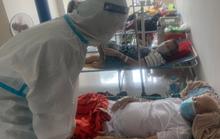 F0 khỏi bệnh tình nguyện quay lại chăm sóc bệnh nhân
