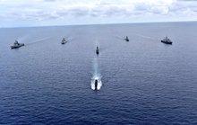 Cuộc tập trận quan trọng của Ấn Độ - Singapore sát biển Đông