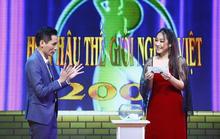 Hoa hậu Ngô Phương Lan tạo dấu ấn trong Cuộc hẹn cuối tuần