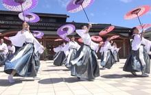 Học các điệu múa lễ hội Nhật Bản tại nhà