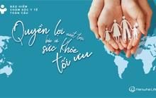 """Hanwha Life Việt Nam ra mắt sản phẩm """"Bảo hiểm chăm sóc y tế toàn cầu"""""""