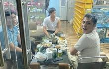 Tụ tập ăn nhậu trong vùng có dịch, 3 thanh niên bị phạt 45 triệu đồng