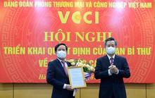 Ông Phạm Tấn Công thay ông Vũ Tiến Lộc làm Chủ tịch VCCI