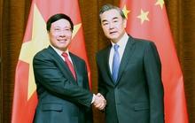 Bộ trưởng Ngoại giao Trung Quốc Vương Nghị thăm chính thức Việt Nam