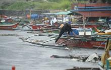 Vừa bị bão Conson dập, Philippines lại nín thở chờ siêu bão Chanthu