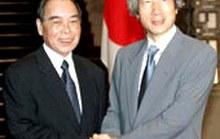 Thủ tướng Phan Văn Khải hội đàm Thủ tướng Junichiro Koizumi