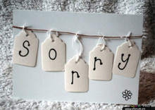 Lời xin lỗi làm cảm động hàng triệu người xem