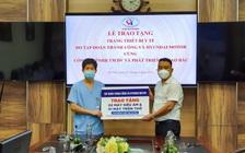 Tập đoàn Thành Công và Hyundai Motor trao tặng thiết bị y tế cho Bệnh viện tim Hà Nội