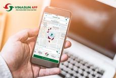 Vinasun App - nhanh chóng, an toàn