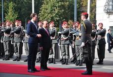 Thủ tướng Việt Nam và Áo khẳng định tầm quan trọng của hòa bình, ổn định ở Biển Đông