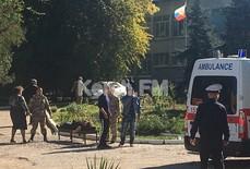Nổ lớn nghi khủng bố ở Crimea, gần 70 người thương vong
