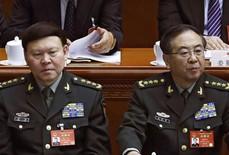 Trung Quốc khai trừ đảng 2 cựu tướng quân đội