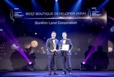 "SonKim Land nhận giải ""Best Boutique Developer"" 2018"