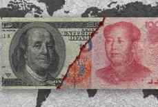"""Núi nợ """"thuốc độc"""" 3.000 tỉ USD của Trung Quốc"""