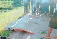 Đi chơi sau chúc mừng 20-11, nam sinh lớp 9 rơi xuống hồ tử vong