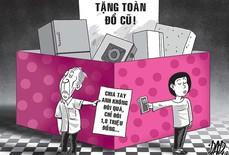 Kiện vợ hờ đòi… gần 1,8 triệu đồng