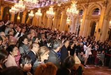 Đón Tết Việt tại Tòa thị chính Paris