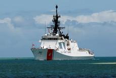 Mỹ mở rộng mặt trận chống Triều Tiên trên biển