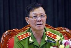 Đường dây đánh bạc ngàn tỉ: Cơ quan điều tra làm việc với tướng công an Phan Văn Vĩnh