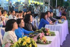 Phó Chủ tịch nước dự khai mạc Hội sách TP HCM