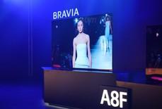 Sony công bố TV BRAVIA OLED và 4K HDR mới