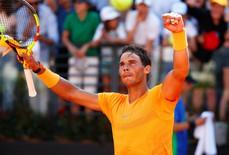 Djokovic và Sharapova cùng dừng bước ở bán kết Rome Open