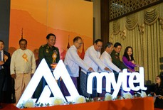 Ngày 9-6, Viettel khai trương mạng di động tại Myanmar