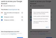 Google cho phép bên thứ ba đọc email của người dùng?