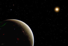 Hành tinh Vulcan trong phim Star Trek có thật, là siêu trái đất!