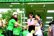 Co.op Food được ưa chuộng tại Hà Nội