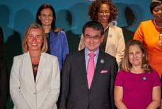 Canada tổ chức hội nghị nữ bộ trưởng ngoại giao, Nhật cử... ông Kono dự