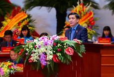Ông Bùi Văn Cường tái đắc cử Chủ tịch Tổng LĐLĐ Việt Nam khóa XII