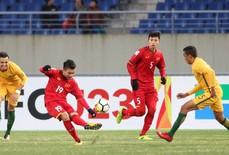 Bóng đá Việt Nam tuột xuống giùm!