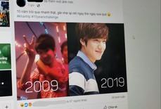 Đăng ảnh 10 năm lên Facebook nguy hiểm ra sao?