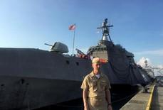 """Mặc Trung Quốc dọa, tàu sân bay Mỹ """"nhăm nhe"""" qua eo biển Đài Loan"""