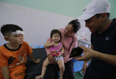Hơn 1 tỉ đồng hỗ trợ 3 cháu bé có cha mẹ tử nạn dưới bánh xe container: Lan tỏa tình yêu thương