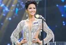 """H'Hen Niê vào tốp 20 """"Nữ hoàng sắc đẹp thế giới"""""""