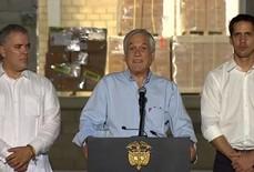 Thủ lĩnh đối lập vừa sang Colombia, Venezuela đóng cửa biên giới