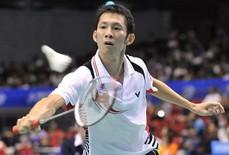 Nguyễn Tiến Minh vào tứ kết giải vô địch châu Á ở tuổi 36