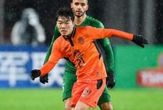 Xuân Trường đá 17 phút, Buriram thua trận ở Trung Quốc