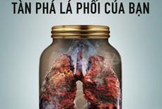 Tìm thấy 69 chất gây ung thư từ khói thuốc lá