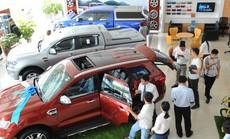 Thaco - TC Motor - Toyota bám đuổi sát nút về doanh số