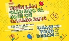 Woori Việt Nam tổ chức triển lãm giáo dục và định cư Canada 2016