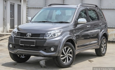 Toyota Rush - SUV 7 chỗ cỡ nhỏ giá hơn 400 triệu đồng