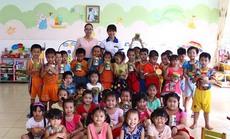 Sữa IQLac Pro dành tặng trẻ mầm non