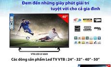 Ti vi Led VTB LV4069 có độ phân giải Full HD