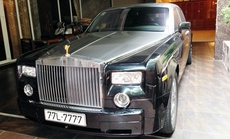 Bộ sư tập Rolls-Royce siêu sang biển đẹp của đại gia Việt